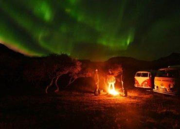 Mit 44 PS über die Insel aus Feuer und Eis
