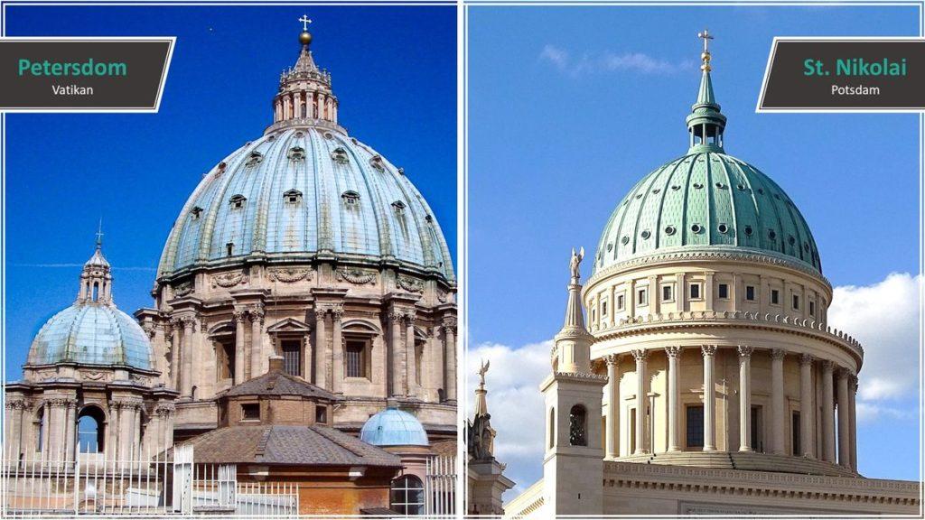 Petersdom vs. St. Nikolai