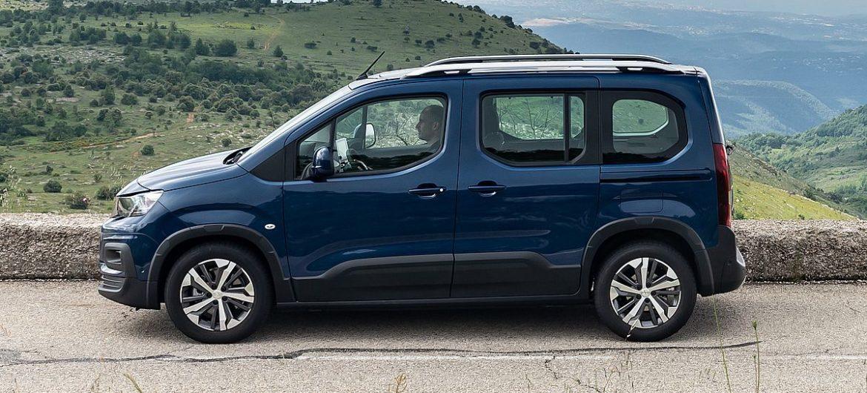 Test Video: Peugeot Rifter (2018)