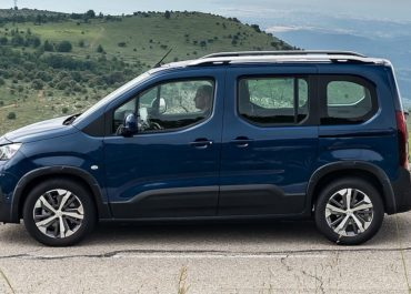 Test Video: Peugeot Rifter (2018)