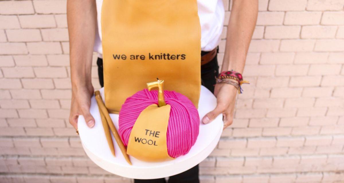 """Jubiläum: Sieben Jahre """"We Are Knitters"""""""