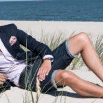 Männer, aufgepasst: Das Einstecktuch feiert ein großes Comeback