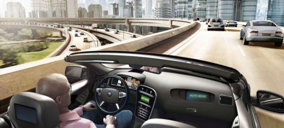 Autonomes Fahren: 4G reicht nicht mehr aus