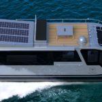 Dieser Wohnwagen kann als Boot genutzt werden