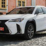 Der Lexus UX startet Anfang 2019