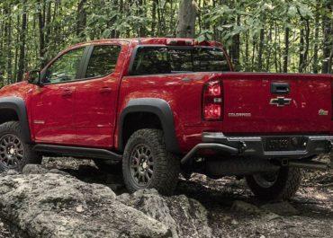 Chevrolet Colorado glänzt durch mehr Performance
