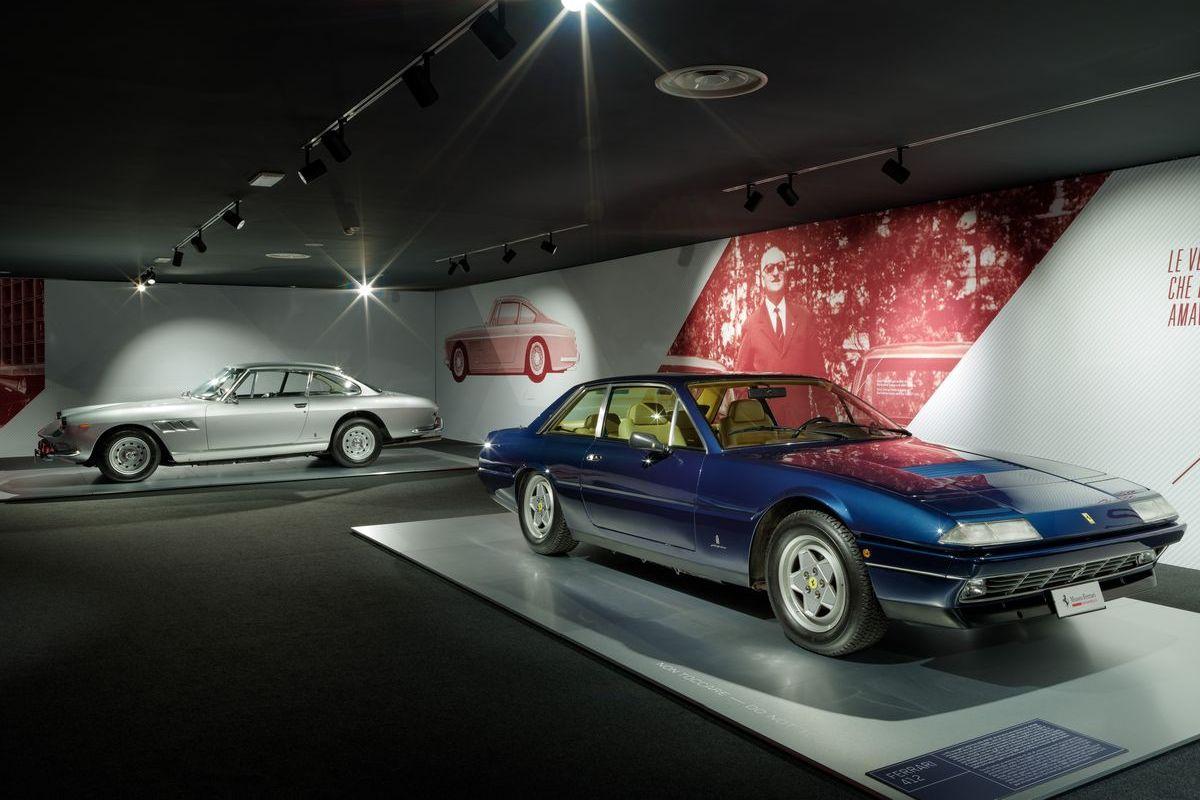 Ferrari 412 (1985)