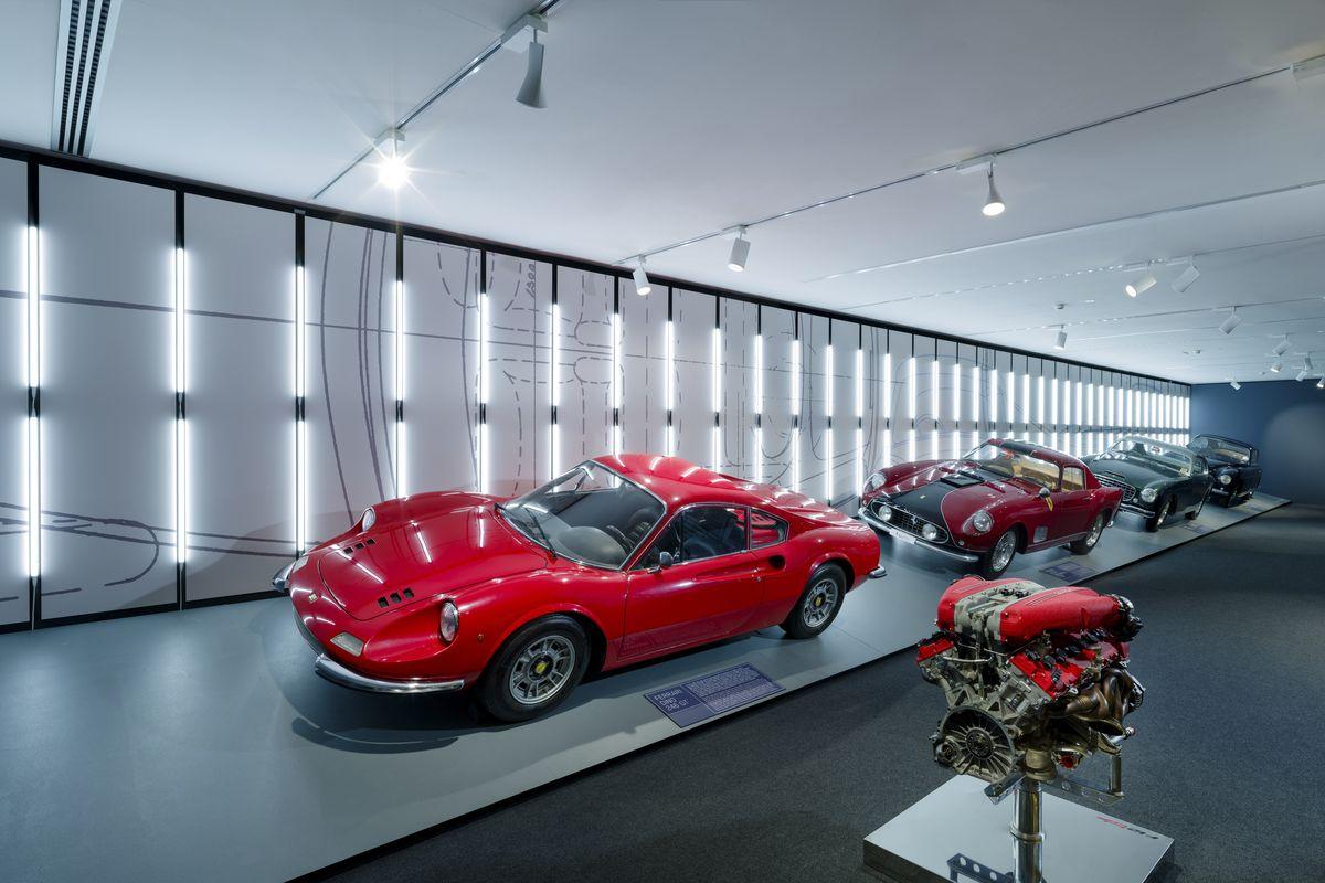 Ferrari Dino 246 GT (1969)