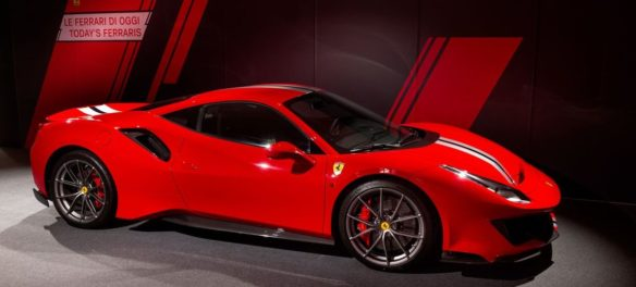 Das Ferrari-Museum geht mit Enzo-Ausstellungen steil