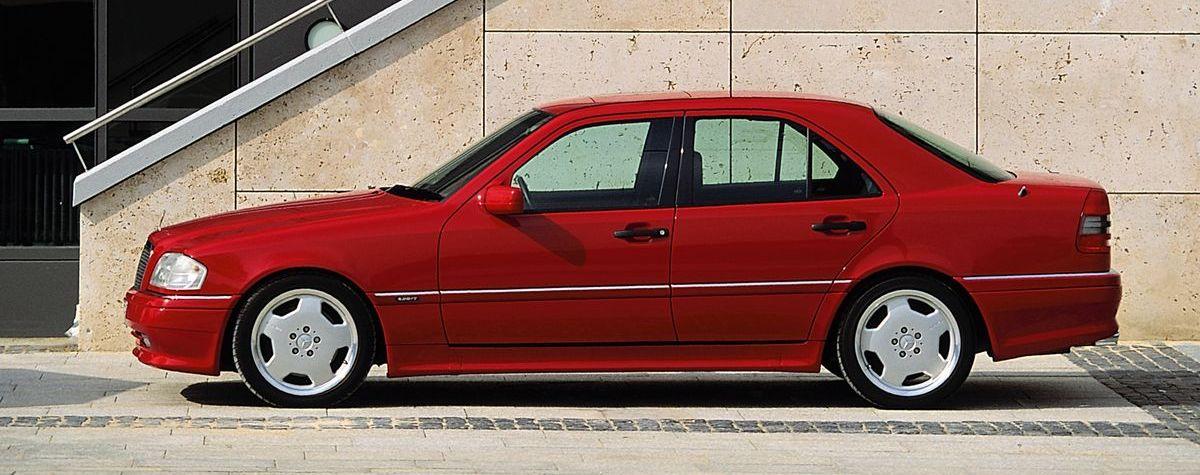 Mercedes-Benz C 36 AMG (1993–1997)