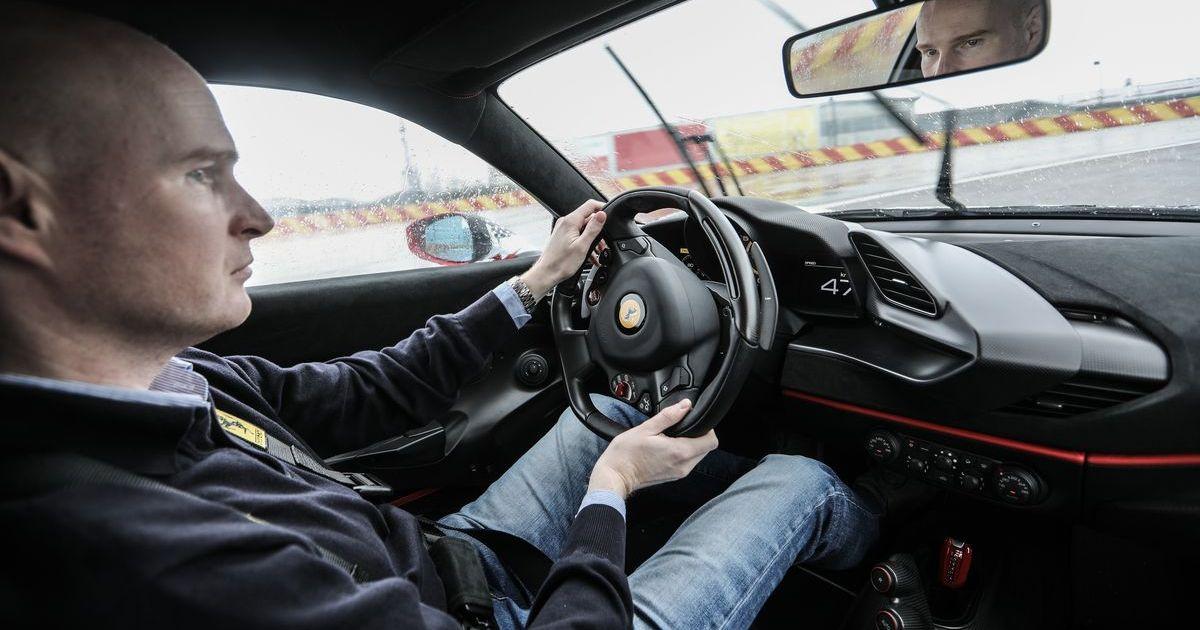 Ferrari 488 Pista (Vorserienfahrzeug)