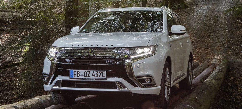 Mitsubishi Outlander PlugIn Hybrid
