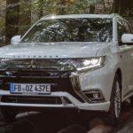 Mitsubishi Outlander PHEV mit Elektrobonus