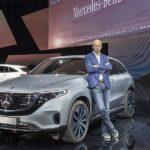 Mercedes-Benz EQC (2018): Video von der Weltpremiere