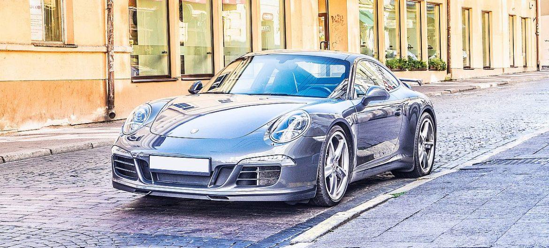 Carsharing mit Porsche - leider nur in den USA