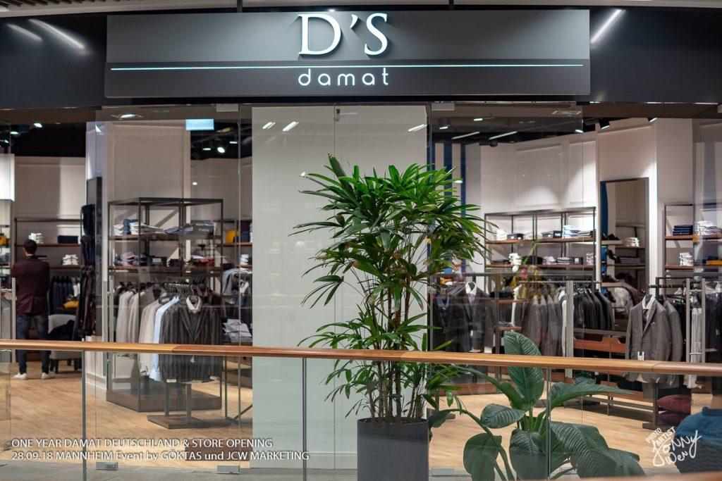 D's Damat Store, Mannheim