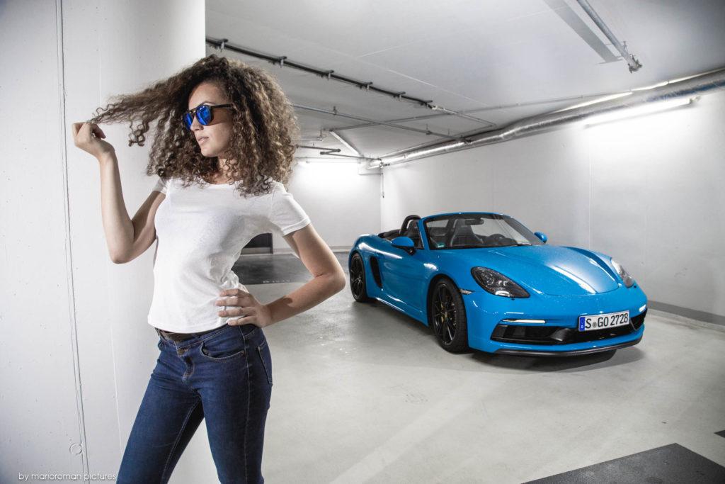 Porsche 718 Boxster GTS (2018)