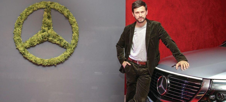EQC: Der Club der jungen Daimler-Wilden