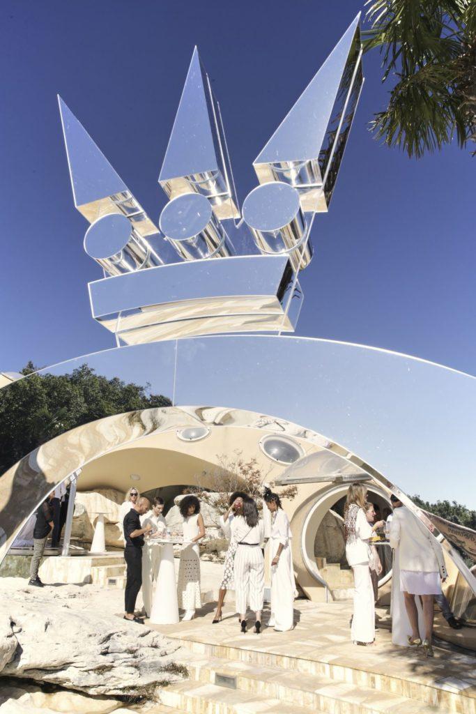 Reflexions: Pandora-Event, Nizza