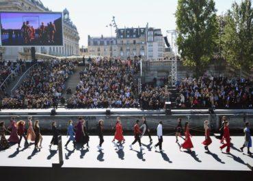 Runway-Show: Mit L'Oréal in Paris