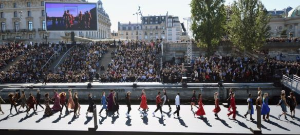 Runway-Show: Mit L'Oréal in Paris