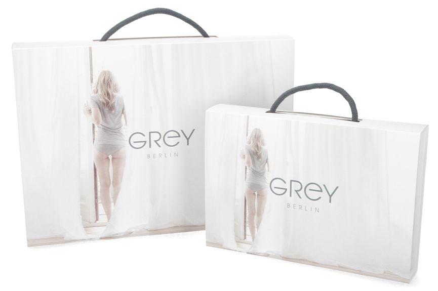Pflegende Wirkung: Grey mit stylisher Shirt-Kollektion