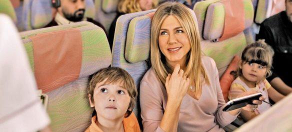 Jennifer Aniston mit Laudatio für ihren Haarstylisten