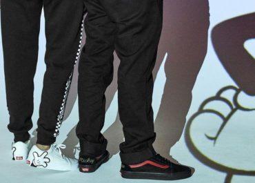 Die ultimativen Entenhausen-Sneaker: Schuhe zum 90. Geburtstag von Mickey Mouse