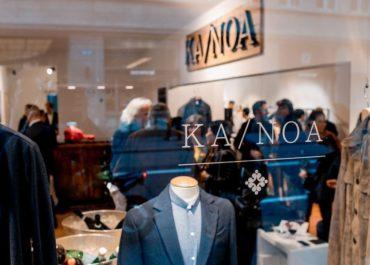 Männermode: Ka/Noa Store-Opening in Zürich