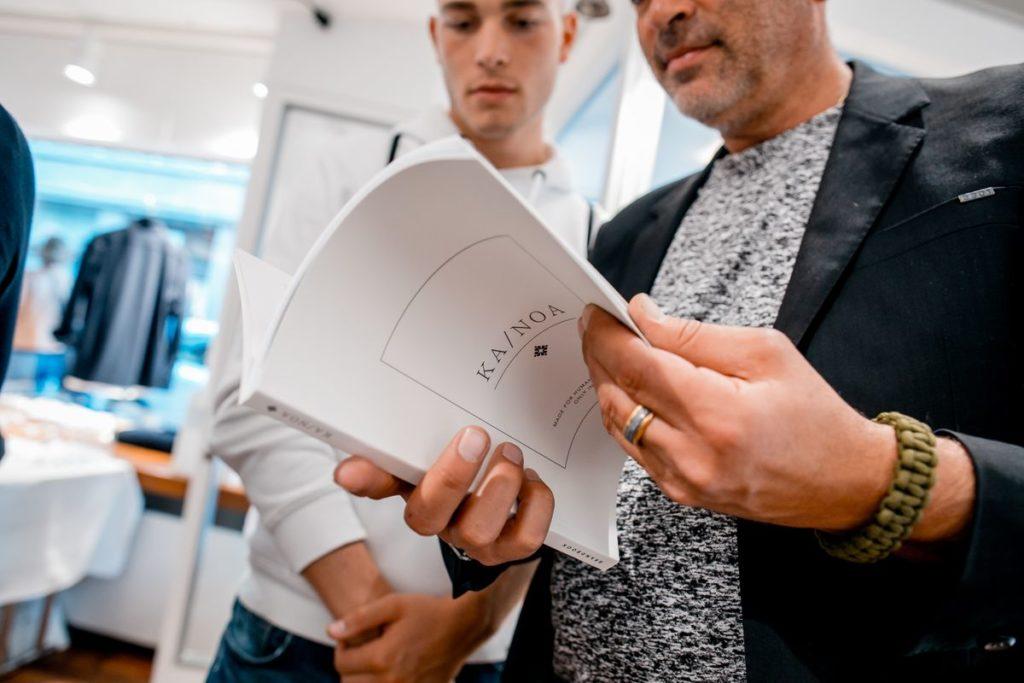 Ka/Noa Store-Opening in Zürich