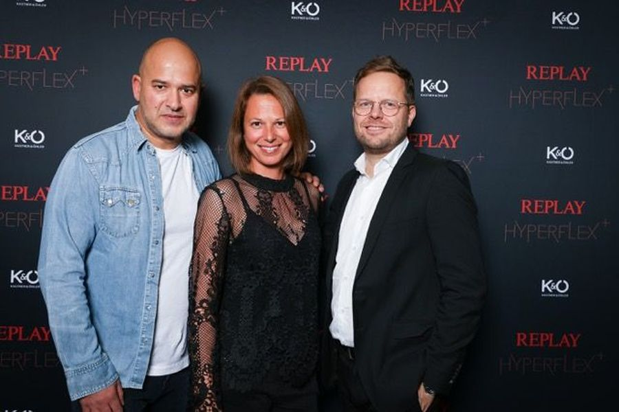 Matteo Sinigaglia, Andrea Krobath (Kastner & Öhler), Alexander Petrskovsky (Kastner & Öhler)