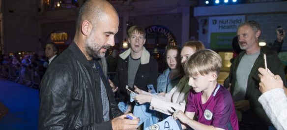 Warum Manchester City das am bestangezogenste Team der Welt ist