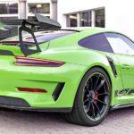 GT3 RS auf Carbon
