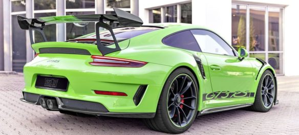Techart Porsche 911 GT3 RS