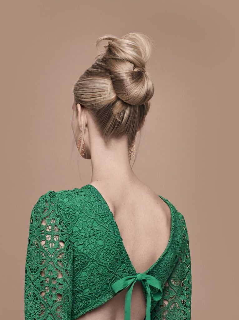 Chignon, Thomas Kempers Glamour-Look