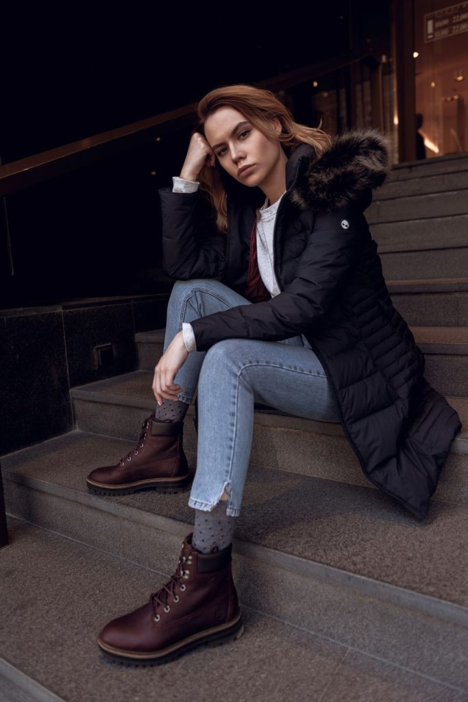 Timberland, London Square Kollektion, Herbst/Winter 2018