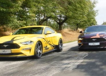 Wolf Racing spendiert dem Ford Mustang noch mehr Leistung