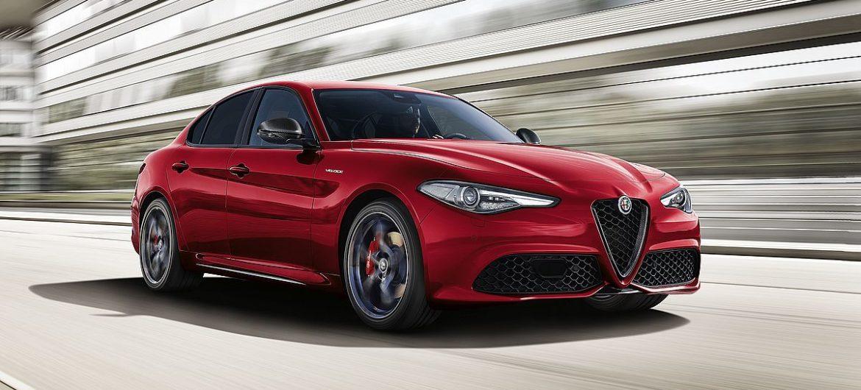 Alfa Romeo erweitert Ausstattung von Giulia und Stelvio