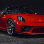 Der 911 Speedster geht in Serie