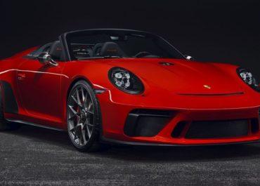 911 Speedster Concept II