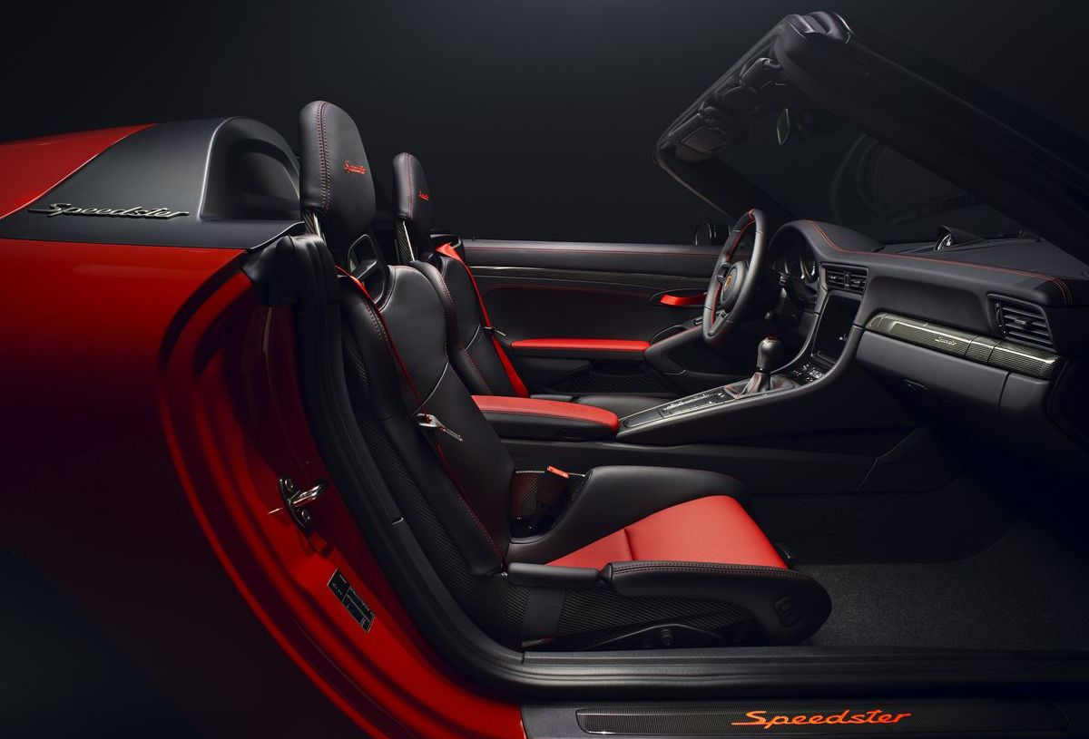 Porsche 911 Speedster Concept II
