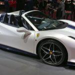 Der Ferrari 488 Pista kommt Oben-Ohne