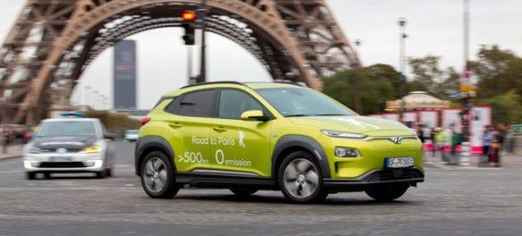 Roadtrip: Paris - Frankfurt voll elektrisch