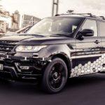 Der selbstfahrende Range Rover Sport