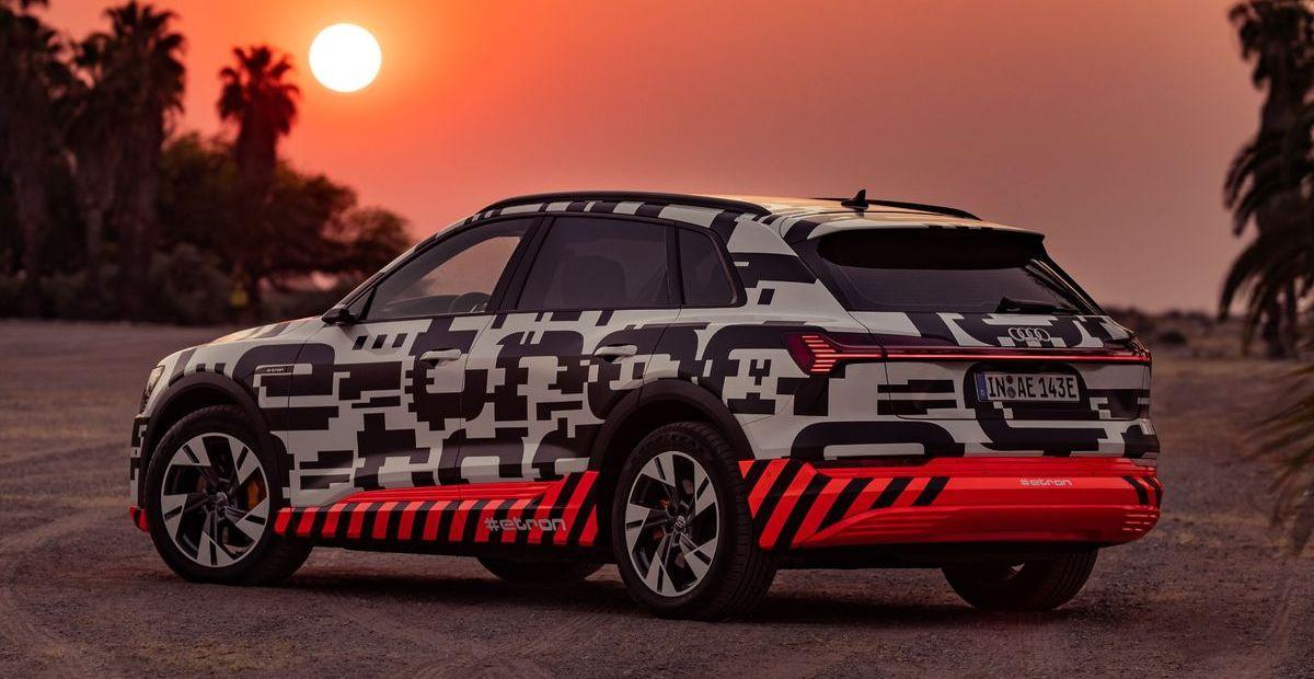 Audi e-Tron-Prototyp
