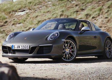 Porsche 911 Targa 4 GTS Exclusive Edition