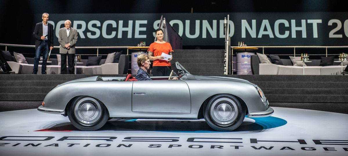 Porsche 356 - der Roadster Nr.1