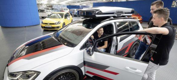 VW-Museum zeigt zwölf GTI vom Wörthersee