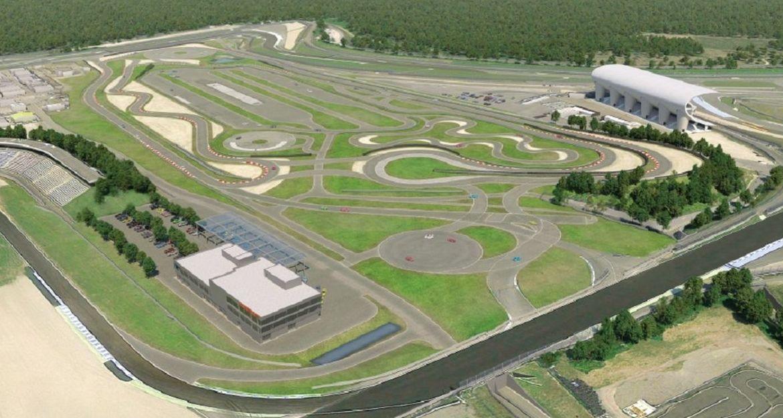Hockenheimring: Porsche legt Grundstein für Experience Center