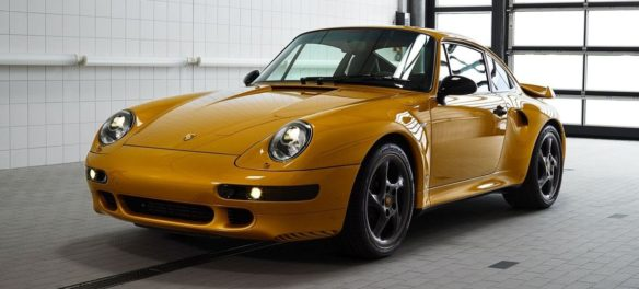 Project Gold: Porsche-Einzelstück für 2,7 Millionen verkauft